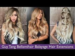 bellami hair versus luxy hair how to get balayage without bleaching your hair new blonde balayage