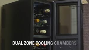 Kitchenaid Wine Cellar Unbelievable Mini Wine Cooler Chiller Small Fridge Bottle Champagne