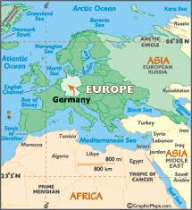 frankfurt on world map germany map geography of germany map of germany worldatlas