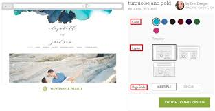 registry wedding website minted wedding website review with walkthrough