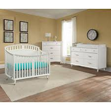 White Cribs With Changing Table Nursery Furniture Collections Costco