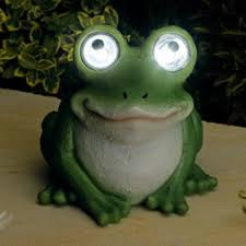solar frog light eyed solar frog spot light