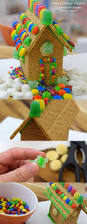 Cracker House Make A Graham Cracker Leprechaun House For St Patrick U0027s Day