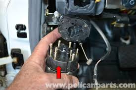 mercedes benz w124 headlight switch replacement 1986 1995 e