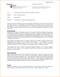 Hr Audit Report Template Health Inspector Cover Letter