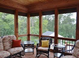 what to consider when designing your screen porch weather queen