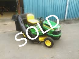 deere 145 automatic lawn tractor