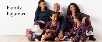 family pajamas the company store