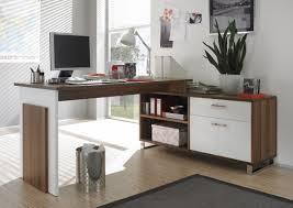 Schreibtisch B Otisch Bürotisch Tisch Schreibtisch Sideboard Kombination Manager Walnuss