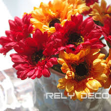 Cheap Fake Flowers Cheap Artificial Flowers For Wedding Decoration Find Artificial
