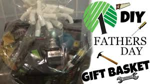 fathers day basket diy dollar tree fathers day gift basket simple affordable