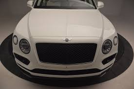 bentley bentayga exterior 2018 bentley bentayga black edition stock b1270 for sale near