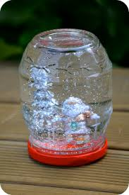 make a snow globe u2013 the green dragonfly
