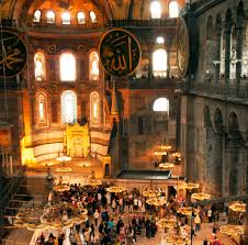 Islam In The Ottoman Empire Ayasofya Museum Is Confluence Of And Ottoman Empire Islam