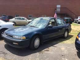 1991 honda accord 1991 honda accord se 4dr sedan in hickory nc and go cars