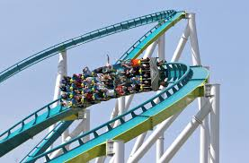 X2 Six Flags Top 100 Coasters Golden Tickets How Many Have You Ridden