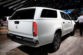 mercedes truck white 2018 mercedes benz x class is like a caveman in an expensive suit