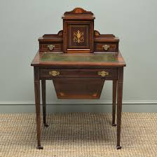 antique ladies writing desk stunning victorian inlaid rosewood ladies writing desk antiques world