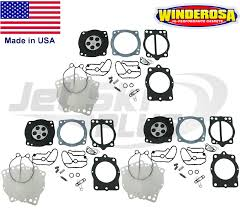kawasaki carb rebuild kit 451468 new jetskiplus z win 451468