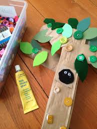 get crafty for earth day tree u2013 a decoration to celebrate
