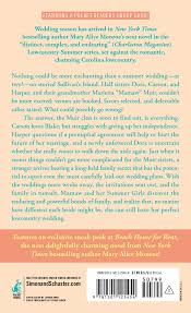 a lowcountry wedding book by mary alice monroe official