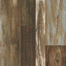 Laminate Flooring 12mm Sale Bruce Vintage Inspired Homestead Random Width 12mm Laminate Flooring