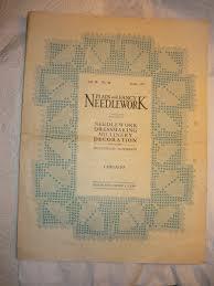 Plain And Fancy Vintage Needlework Magazines Stitchesandbooks U0027s Blog