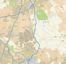 Pierce College Map Map Of Olifantsfontein