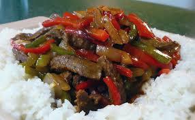 classic chinese pepper steak recipe cookinghacks com