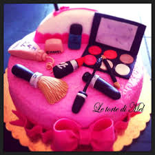 how to make a cake for a girl how to make a make up cake