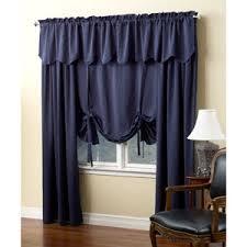 Tie Up Curtain Shade Whitfield Jacquard Tie Up Shade 52x63 Boscov S