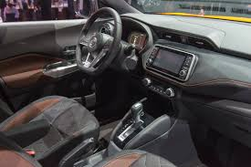 nissan kicks 2017 interior 10 major world debuts from 2017 la auto show all available next year