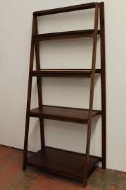 White Ladder Shelves by Wide Ladder Shelf Amiphi Info