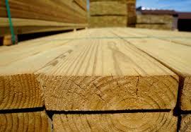 pressure treated deck wood lumber decking materials