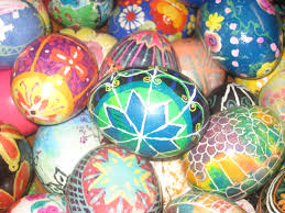 ukrainian decorated eggs pysanky ukrainian egg decorating at ambler farm