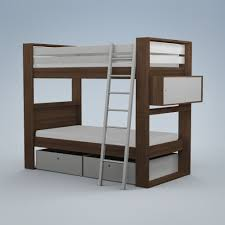 Split Bunk Beds Ducduc Product Split Bunk Bed Style For Room Bunks