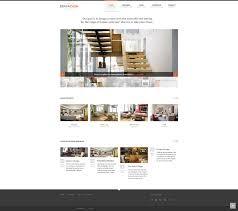 interior website design decor modern on cool top under interior