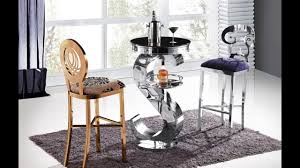 modern style dining room furniture marble dining table and