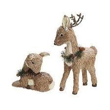 product details reindeer decor polyvore