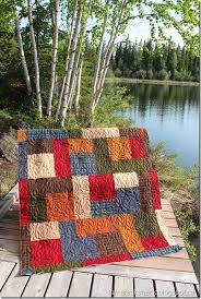 Cottage Quilts And Fabrics by Tamarack Shack Cottage Quilt