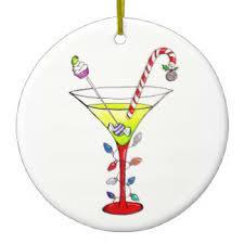 martini glass ornaments keepsake ornaments zazzle