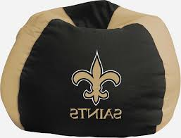 new orleans saints bean bag chair great northwest pany new orleans