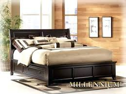 king bed frames king bed frame king bed frame with drawers canada