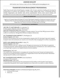 Military Resume Examples For Civilian by Professionally Written Resume Samples Rwd