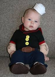 Humpty Dumpty Halloween Costume Popeye Baby Costume Carson U0027s Halloween Costume Carson