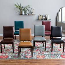 Dining Chairs In Living Room Upholstered Kitchen Dining Chairs Hayneedle