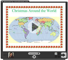 around the world voicethread project the global