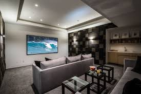 home theatre design los angeles modernist villa in pacific palisades with a resort like outdoor