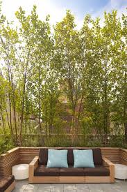 Backyard Screens Outdoor by Modern Privacy Screens Trees Patio Landscape Ideas Outdoor Sofa