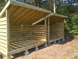 Outdoor Firewood Storage Rack Plans by 171 Best Firewood Storage Images On Pinterest Firewood Storage